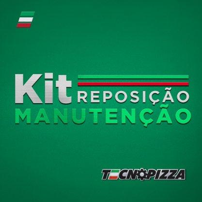 Kit Forno de Esteira TP Maxx Turbo Gás