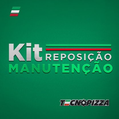 Kit Reposição Manutenção
